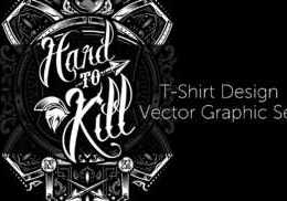 Full T-Shirt Design Vector