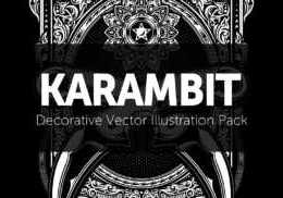 Decorative Vector Illustration Pack by Go Media's Arsenal